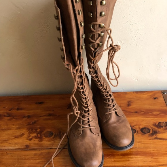 Shoes | Womens Tall Brown Target Boots